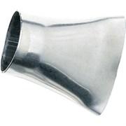 Насадка для строительного фена с широким желобком