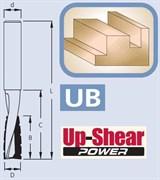 Фреза Up-Shear 2 кромки хвостовик 12-20мм DIMAR