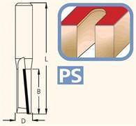 Фреза пазовая циллиндрическая хвостовик 12мм DIMAR