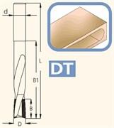 Фреза пазовая для глубоких  пазов хвостовик 12-16мм