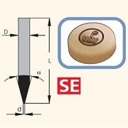 Фреза гравировочная 30°-90° хвостовик 6мм DIMAR