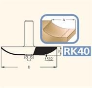 Фреза профильная филенка хвостовик 12мм DIMAR