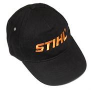 Бейсболка Unit Standart черная с логотипом Stihl