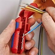 Инструмент для удаления оболочки универс. KNIPEX