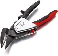 Ножницы 230мм левосторонние по металлу ERDI