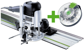 Фрезер OF 1010 EBQ-Set + Box-OF-S8/10 Festool