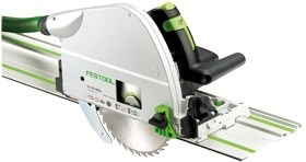 Дисковая пила TS 75 EBQ-Plus Festool