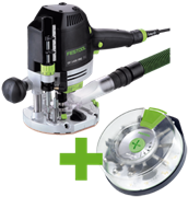 Фрезер OF 1400 EBQ-Plus + Box-OF-S8/10 Festool