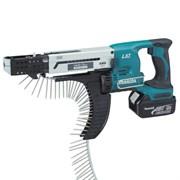 Акк. шуруповерт Makita DFR 750 RFE для гипсокартон