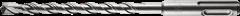Бур SDS-Plus 6х100мм EXTRYM Festool 3шт.