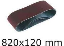 Шлифлента 820x120мм P80 Saphir 10шт.