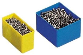 Пластиковые контейнеры BOX 108x108/3 SYS 3шт.