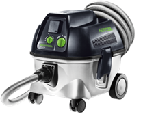 Пылесос CT 17 E-Set BU CLEANTEC Festool