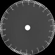 Диск алмазный 230мм ALL-D230 PREMIUM