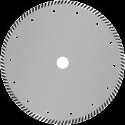 Диск алмазный 230мм ALL-D230 STANDARD