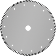 Диск алмазный 125мм ALL-D125 STANDARD
