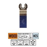 Пильное полотно 28мм погружное для древесины CMT