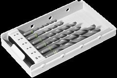 Свёрло-бит 4-10мм DB STONE CE по камню 6шт. Festool