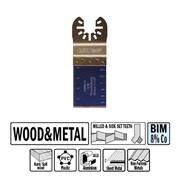 Пильное полотно 32мм BIM(M42) для дер/мет СМТ
