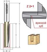 Фреза пазовая врезная S=8мм сер.105 Arden