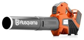 Husqvarna 536LiB Аккумуляторный профи воздуходув (36В, 48м/с, 12.8м3/мин, без аккумулятора и ЗУ)