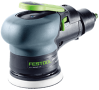 Пневматическая эксцентриковая шлифовальная машинка LEX3 77/2,5 Festool