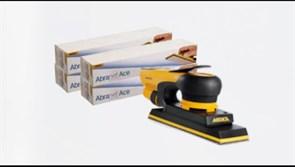 Шлифовальная вибро машинка Промо-комплект Mirka® DEOS + Abranet Ace
