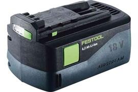 Аккумулятор BPC 18-6,2 Ah Li Festool