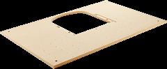 Перфорированная плита LP-KA65 MFT/3