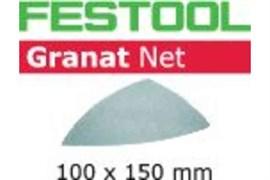 Дельташлифлист 100х150мм DELTA GranatNet