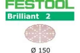Шлифкруг 150мм/48 STF Brilliant2