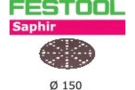 Шлифкруг 150мм/48 STF Saphir