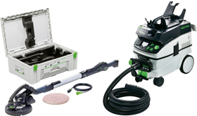 Комплект PLANEX LHS 225/CTM 36 E AC-Set Festool