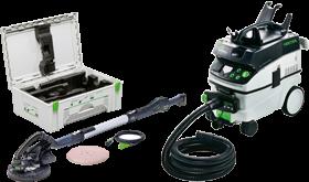Комплект PLANEX LHS 225/CTL 36 E AC-Set Festool
