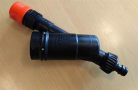 Обратный клапан на кран для подачи воды