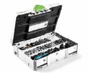 Систейнер T-Loc SYS1 KV-SIS D8 DOMINO Festool