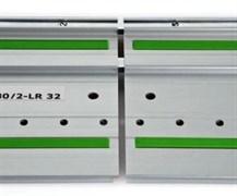 Шина направляющая FS 1400/2 LR 32 с отверстиями Festool