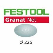 Шлифкруг 225мм сетка Granat Net 25шт.