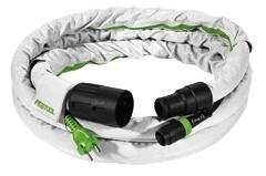 Шланг всасывающий D27/22x3.5m AS-GQ с кабелем Festool