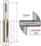 Фреза пазовая врезная S=12мм сер.105 Arden