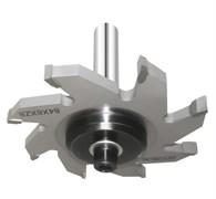 Фреза пазовая дисковая D=84x6x70мм T=14мм S=12мм по алюминию ARDEN