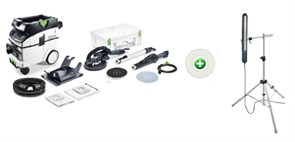 Комплект PLANEX LHS 225-SW/CTL36-Set+лампа Festool