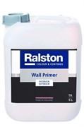 Грунт RALSTON WALL PRIMER для абсорбирующих и пористых основ 5 литр