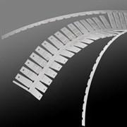 Лента ARCH-FLEX армирующая угловая в рулоне 57mm L=30