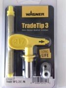 Сопло окрасочное TradeTip 3 шпаклевки для безвоздушного нанесения, антикоррозия, высоковязкие материалы Wagner