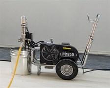 Окрасочный аппарат HC-950 E SprayPack гидропоршневой Wagner