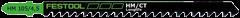 Пилка для лобзика HM 105/4.5 Festool
