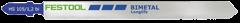 Пилки для лобзика HS 105/2 BI/5 5шт. Festool