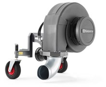 Навесной воздуходув к райдеру P 525D (до 80 м³/мин) с гидростатической системой регулировки положения