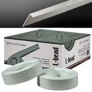 Лента L-BEAD / Л-БИД (Торцевой композитный профиль в рулоне, 57mm; L=30 м.п.) STRAIT-FLEX